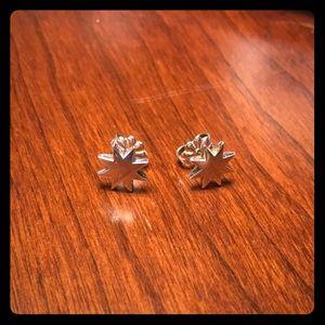 Tiffany & Co Paloma Picasso star earrings 🌟